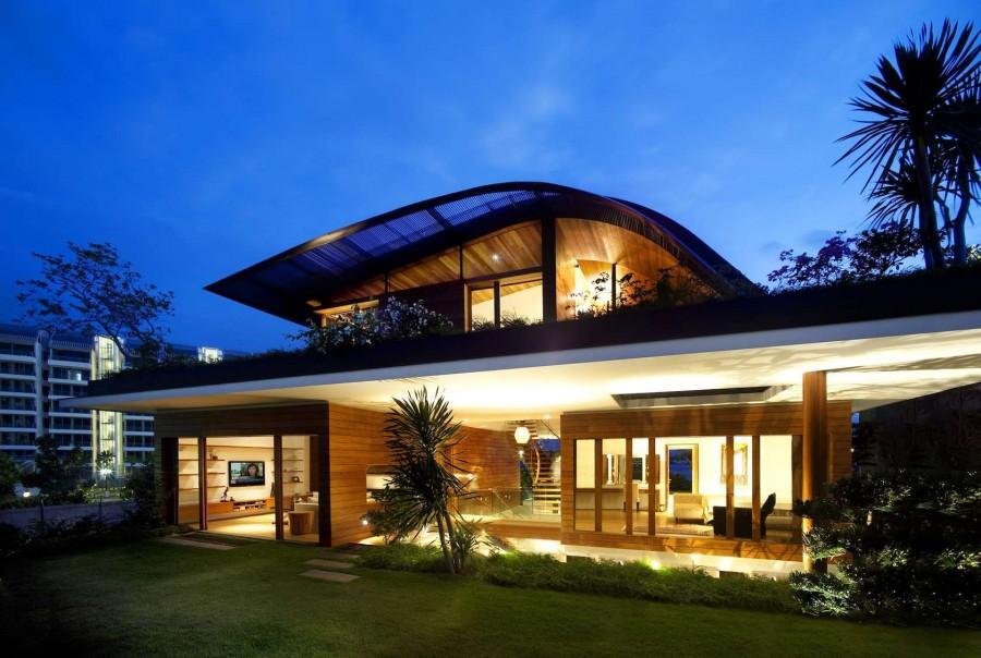подарков время, современные крыши частных домов фото увеличить