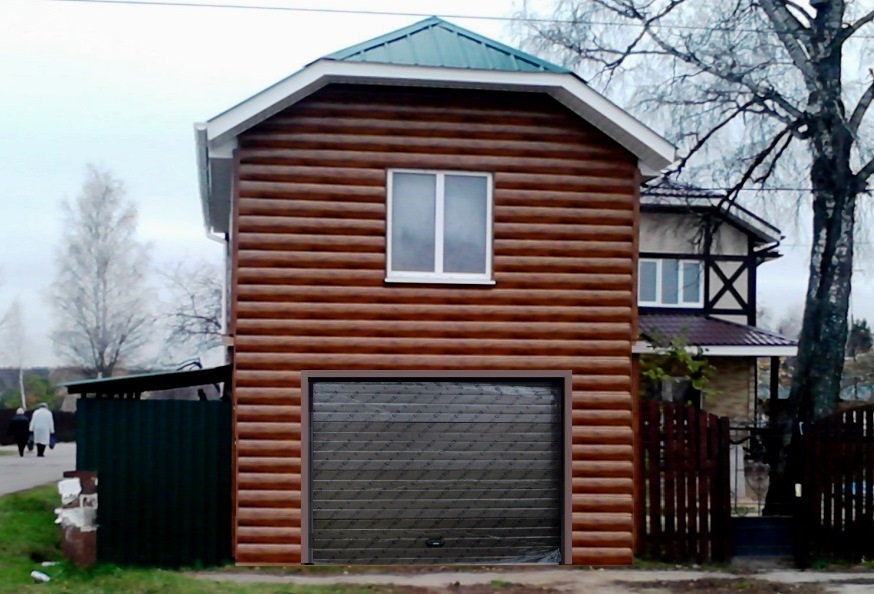 Металлический гараж требования пожарных