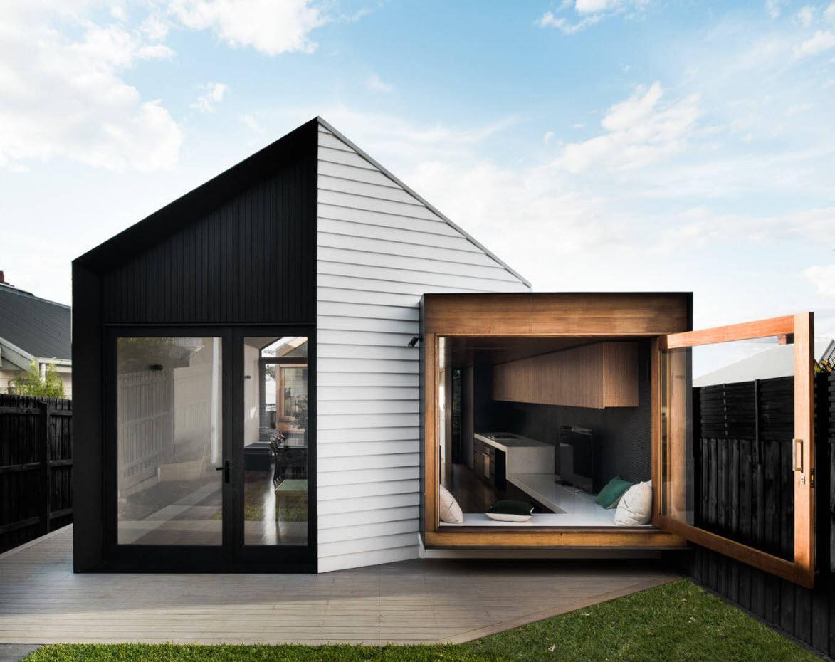 дизайн небольшого дома фото проекты если