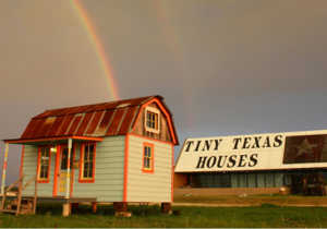 Мини-домики Tiny Texas Houses