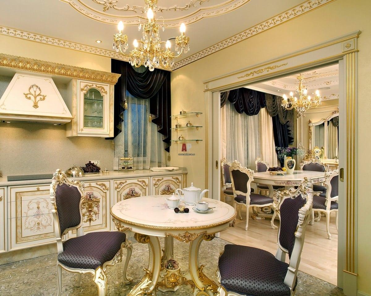 ремонт квартир в стиле барокко фото нашем архиве также